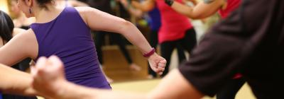 Intro to Nia Class at Move2Center Studio