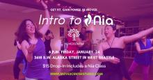 Intro to Nia: 2020 at Move2Center Studio